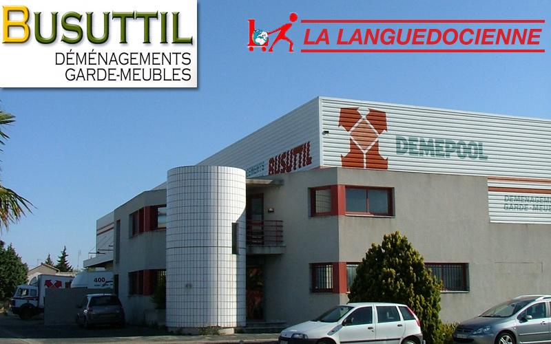 Busutill lalanguedocienne demenagement nimes 30 busuttil - Garde meuble nimes ...